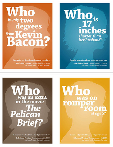 Our.Outreach teaser posters